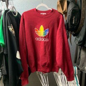 Adidas vintage sweater